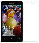 Противоударное защитное стекло Crystal на Nokia Lumia 435