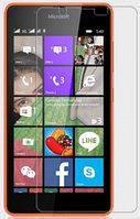 Противоударное защитное стекло Crystal на Nokia Lumia 540