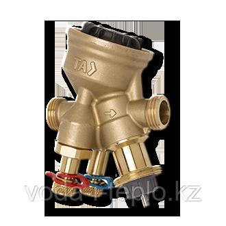 Балансировочный клапан TA-COMPACT-P ф20