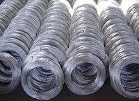Проволока сталь оцинкованная ЭП533