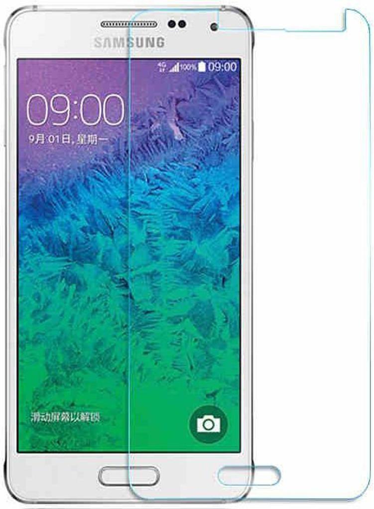 Противоударное защитное стекло Crystal на Samsung Galaxy J7 J700F