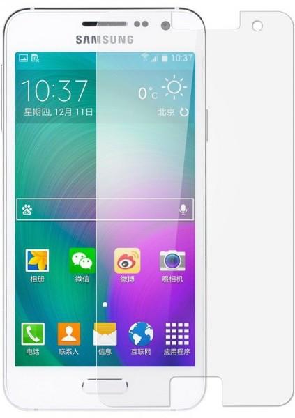 Противоударное защитное стекло Crystal на Samsung Galaxy ON7