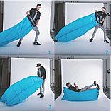 Надувной диван-матрас Lamzac (Ламзак), фото 5