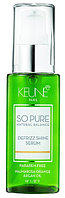 Keune So Pure Defrizz Shine Serum Spa-сыворотка «Глянцевый блеск» 50 мл.