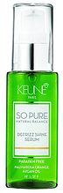 Keune So Pure Defrizz Shine Serum – Spa-сыворотка «Глянцевый блеск» 50 мл.