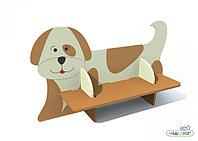Скамейка Детская Собака