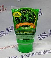 Shilibao - Пилинг для лица Зеленый чай