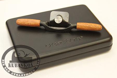 Стружок Veritas Miniature Spokeshave, плоская подошва