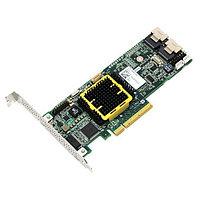 2244300-R Adaptec ASR-5805 8 Port SAS SATA Supports 3TB+ HDD PCIe RAID Controller