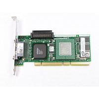 C1902 Контроллер RAID SCSI Dell PERC 320/DC ASR-2200S/64Mb 64Mb Int-1x68Pin Ext-2xVHDCI RAID50 UW320SCSI LP PCI/PCI-X