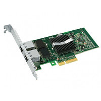 X3959 Сетевая Карта Dell (Intel) EXPI9402PT Pro/1000 PT Dual Port Server Adapter i82571EB 2x1Гбит/сек 2xRJ45 LP PCI-E4x