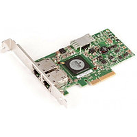 G218C Сетевая Карта Dell (Broadcom) BCM5709CC0KPBG Dual Port Server Adapter 2x1Гбит/сек 2xRJ45 LP PCI-E4x