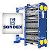 Пластинчатый теплообменник Sondex для системы отопления