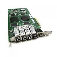 111-00285+A0 Сетевой Адаптер Network Appliance (NetApp) (Qlogic) QLE2464-NAP PX2610402-05 4x4Гбит/сек Quad Port Fiber Channel HBA LP PCI-E4x
