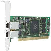 QLA4052C-CK Qlogic Dual-port 1GbE iSCSI / Network-to-64-bit, 133-MHz PCI-X adapter, copper