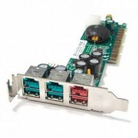 594-2019 Контроллер SCSI SUN SG-XPCIE2SCSIU320-Z (LSI Logic) LSI22320SLE Ext-2xVHDCI RAID0/1 UW320SCSI PCI-E4x
