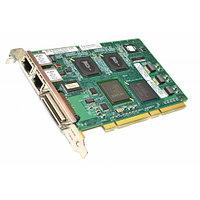 501-6635 Сетевая Карта SUN Microsystems X4422A Quad Gigaswift Dual Gigabit Ethernet Adapter/ Dual SCSI Adapter i21154BE 2x1000Мбит/сек 2xRJ45 2xVHDCI