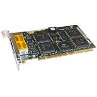 501-5406 Сетевая Карта SUN Microsystems X1034A Quad Port Fast Ethernet Adapter i21154BE 4x1000Мбит/сек 4xRJ45 PCI/PCI-X
