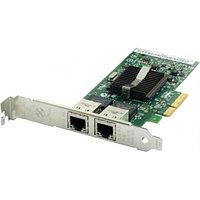 371-0905 Сетевая Карта Sun (Intel) EXPI9402PTL Pro/1000 PT Dual Port Server Adapter i82571EB 2x1Гбит/сек 2xRJ45 LP PCI-E4x