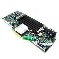 N4867 Плата Memory Board Dell Extension Memory Riser Board 4xslots DDRII-667 PC2-6400/PC2-5300 For PowerEdge 6800 6850