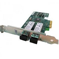 9402PF Intel Сетевая карта 10/100/1000M server LC PcIe 4x Dual port Copper