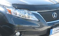 Защита фар Lexus RX 2009-2014 прозрачная