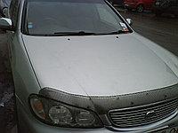 Защита фар Nissan Maxima (A33) 2000-2003 карбон