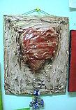 Картина-ключница Сердце, фото 2