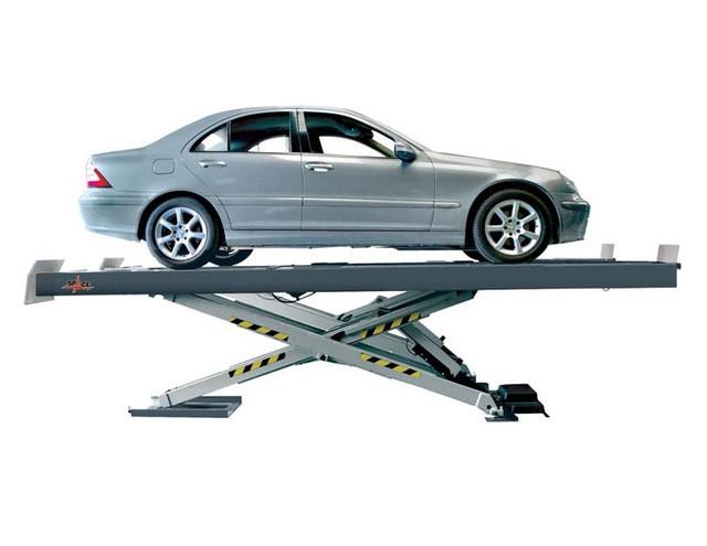 Подъёмники для легковых автомобилей