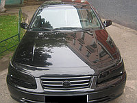 Защита фар Toyota Camry 20 1997-1999 тёмная