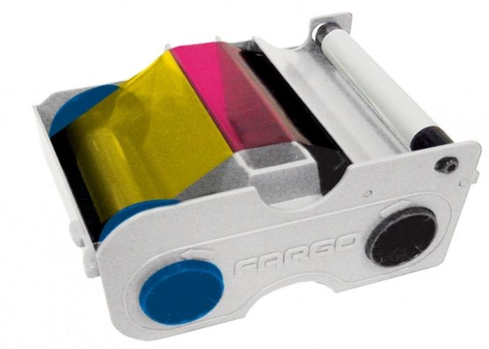 Картридж FARGO YMCKO (250) многоразовый HID 45452