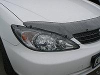 Защита фар Toyota Camry 30 2002-2004 карбон