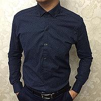 Турецкая мужская рубашка, фото 1