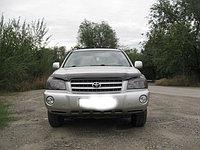 Защита фар Toyota Highlander 2001-2007 тонированные