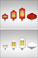 Модули порошкового пожаротушения МИГ