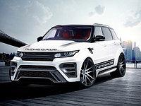 Оригинальный обвес Renegade на Range Rover Sport 2013+, фото 1