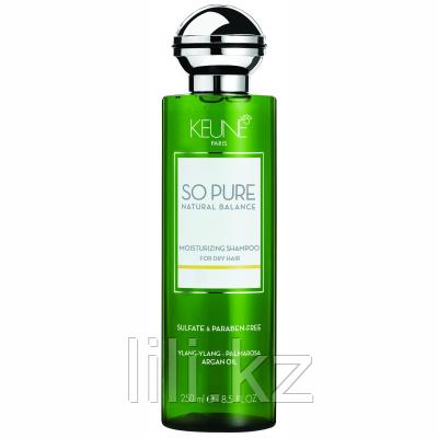 Keune So Pure Natural Balance Moisturizing Shampoo – Увлажняющий Шампунь 250 мл.