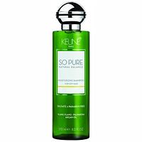 Keune So Pure Natural Balance Moisturizing Shampoo Увлажняющий Шампунь 250 мл.