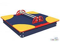 Игровой модуль Песочница с крышкой