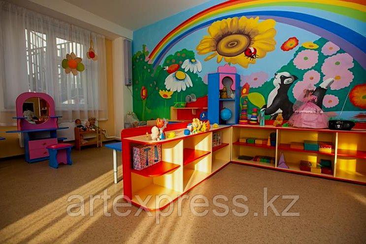 Оформление помещений детского сада, школ и т.д.