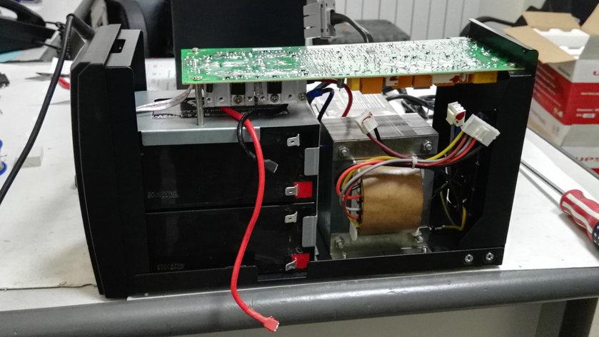 Диагностика и ремонт ИБП, фото 2