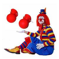 Нос Клоуна с пищалкой