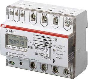 Электросчетчики. Трансформаторы тока. Щитовые приборы