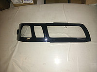 Защита фар Mazda MPV 1989-1996 с чёрным рисунком