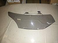 Защита фар Mitsubishi Outlander 2012-2014 тонированная