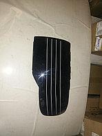 Защита фар Mitsubishi Pajero 1997-1999 тёмная