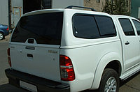 Кунг на кузов  Hilux 2005- (металлический канопи) Sammitr SUV Plus V-2