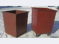 Мусорные контейнеры 0,75 куб