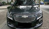 Хромированная решетка радиатора Chevrolet Cruze 2012