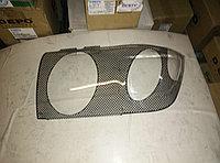 Защита фар Toyota Land Cruiser 70 2007+ карбон